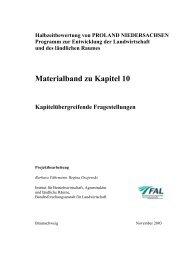 Materialband zu Kapitel 10 - EU Natur