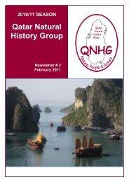 Qatar Natural History Group