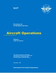 Aircraft Operations