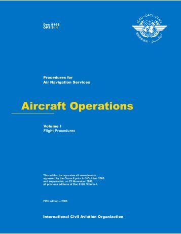Aircraft Operations