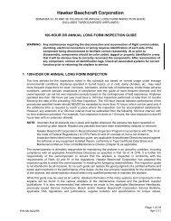 CESSNA 180 185 100 HOUR INSPECTION - IDEAS-EC