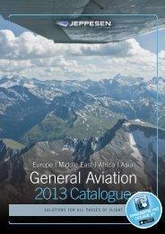 General Aviation 2013 Catalogue