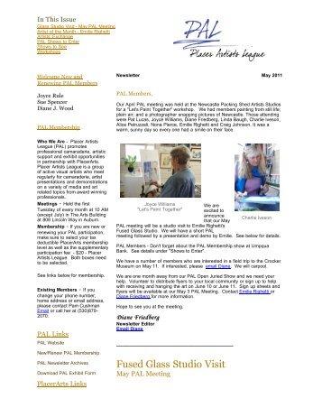 __________________ Fused Glass Studio Visit