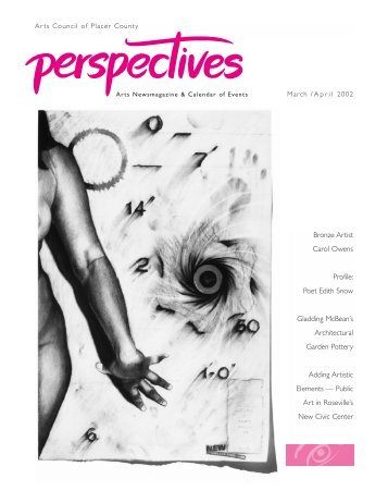Mar/Apr 2002 - Arts Council of Placer County