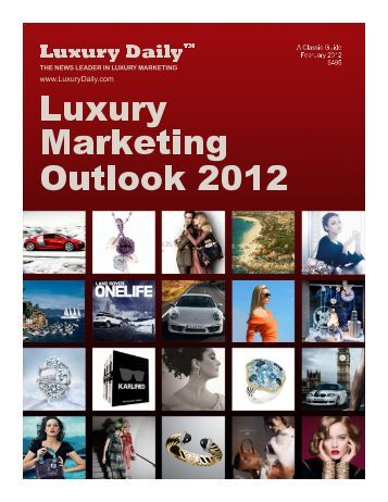 Luxury Daily - Mobile Marketer