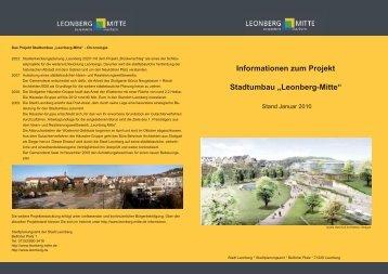 Schlüsselprojekte Bedeutung verkehrliche Bebauungsplan