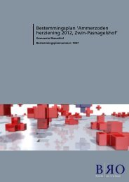 Bestemmingsplan 'Ammerzoden herziening 2012 Zwin-Pasnagelshof'