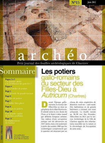 """Télécharger """"BD_Archeo15.pdf"""" - le service Archéologie de la ville ..."""