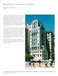 brooklyn Law School tower - Robert AM Stern Architects