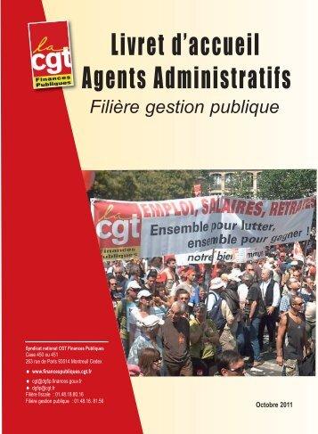 Agents Administratifs