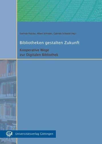 Bibliotheken gestalten Zukunft - oapen
