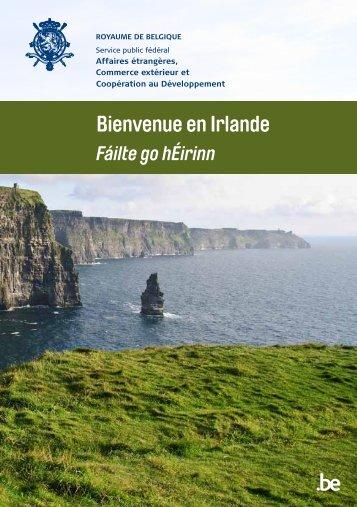 'Bienvenue en Irlande' (PDF, 1.3 MB) - Belgium