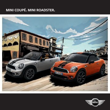 MINI Coupe & Roadster Brochure - Spire MINI