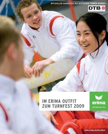 IM ERIMA OUTFIT ZUM TURNFEST 2009