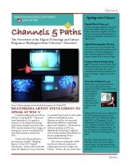 Channels & Paths