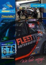 Rückblick Saison 2011 - Roadrunner Racing