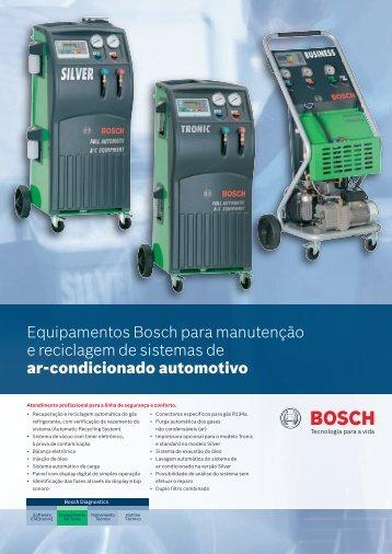 de ar condicionado Faça o download do catálogo em - 307 kb - Bosch