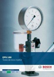 EPS 100 Teste de bico injetor