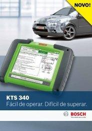 KTS 340 Fácil de operar Difícil de superar
