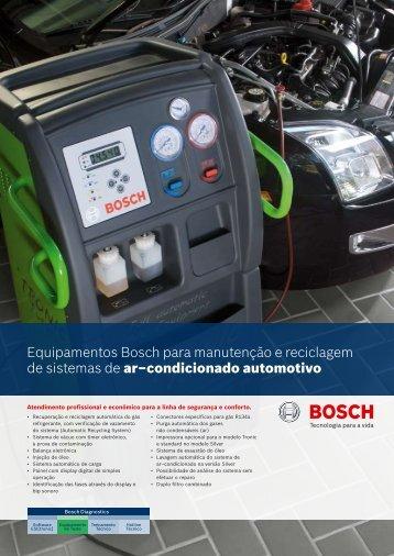 Folheto Informativo - Bosch