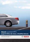 Sensor de Estacionamento - Bosch - Page 2