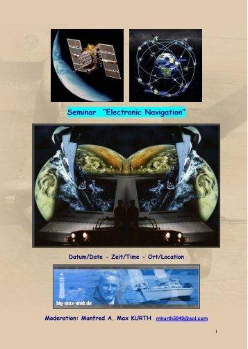 """Seminar """"Electronic Navigation"""" - big-max-web.de"""