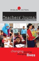 Teachers' Journal