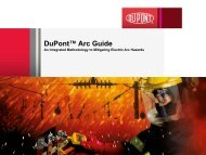 DuPont Arc Guide