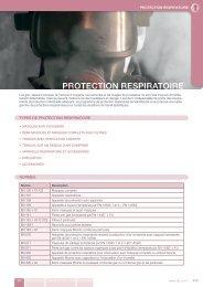 PROTECTION RESPIRATOIRE - Vandeputte