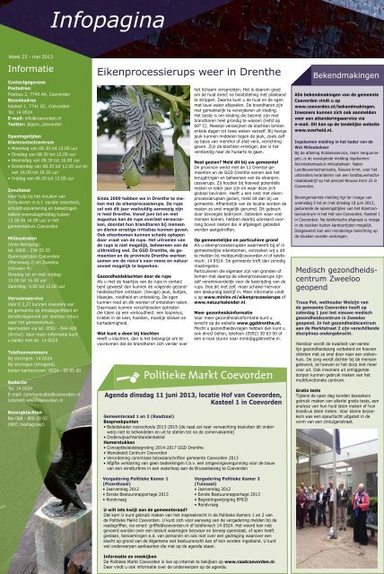Infopagina