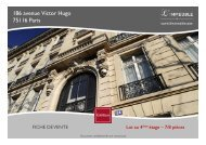 186 avenue Victor Hugo 75116 Paris - Limmeuble.com