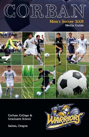 Men's Soccer 2008