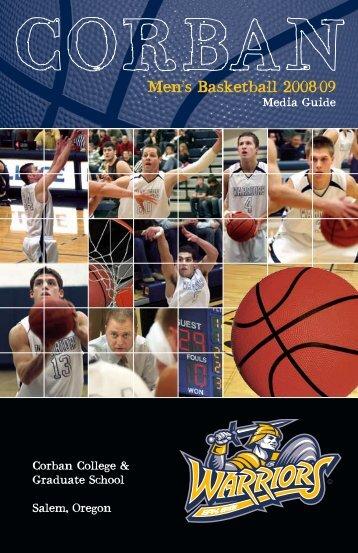 Men's Basketball 2008-09