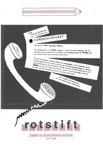 m - rotstift - SPÖ