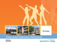 The Estates Apartments Printable Brochure - Apartments For Rent