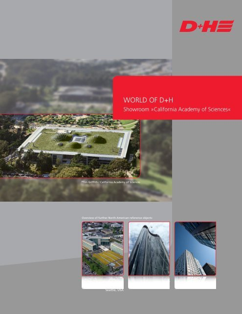 California Academy of  Sciences - D+H Mechatronic