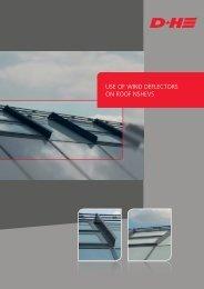 Use of Wind deflectors on roof nsHeVs - D+H Mechatronic
