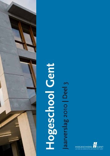 deel 3: bijlagen - Hogeschool Gent