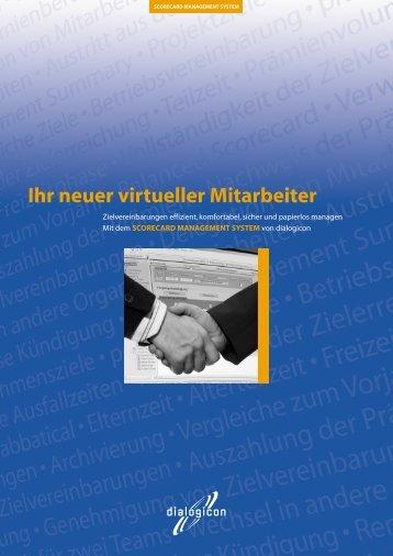 Ihr neuer virtueller Mitarbeiter - Dialogicon