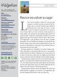 Revista de viajes Magellan - Septiembre 2015 - Page 2