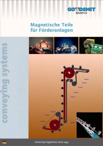 Magnetische Teile Forderanlagen - Goudsmit Magnetics