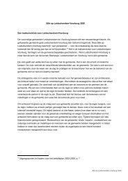 toekomstvisie voor Leidschendam-Voorburg - Gemeente ...