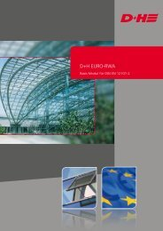 Basis-Modul für DIN EN 12101-2 - D+H Mechatronic
