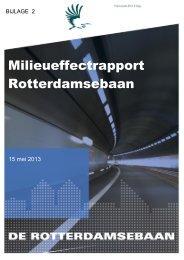 Milieueffectrapport Rotterdamsebaan
