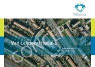 Van Leijdenstraat 2-4 - Gemeente Leidschendam-Voorburg