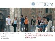 Universität Ulm - Rotary Deutschland