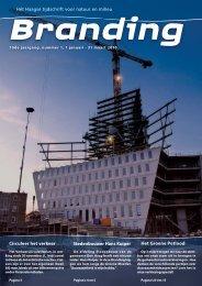 Hét Haagse tijdschrift voor natuur en milieu Stedenbouwer Hans ...