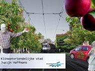 Klimaatvriendelijke stad Jupijn Haffmans