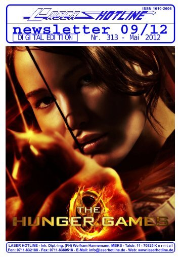 Neuankündigungen DVD & Blu-ray Disc BRD - Laser Hotline