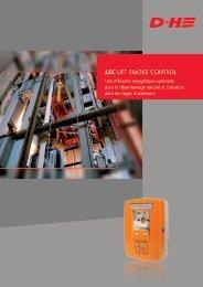 LSC Lift Smoke ControL - D+H Mechatronic